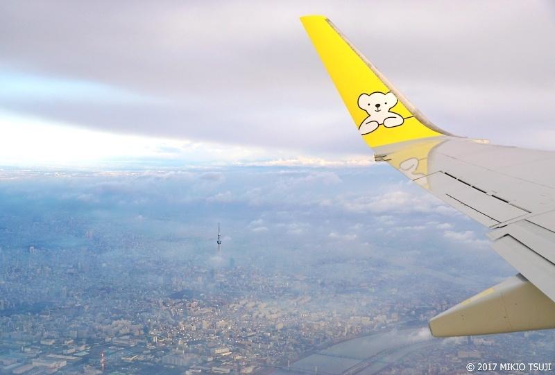 絶景探しの旅 - 0127 白い絶景 東京大海原とスカイツリー (東京都)