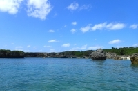 中の島ビーチ1